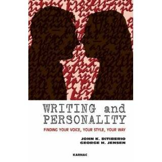 Writetype: Personality Types and Writing Styles
