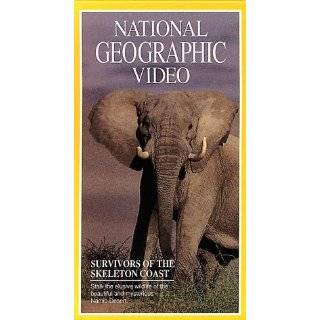 Reflections on Elephants [VHS] National Geographic Vvga