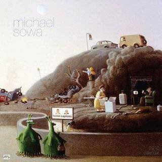 Michael Sowa Art Wall Calendar 2012