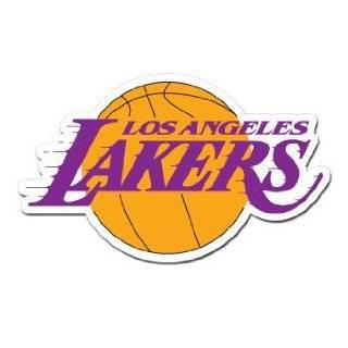 NBA Los Angeles Lakers 8 X 8 Die Cut Decal Sports