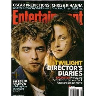 Teen Magazine Twilight Robert Pattinson Kristen Stewart