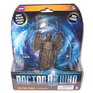 Regenerating Weeping Angel Doctor Who 2010 Figure