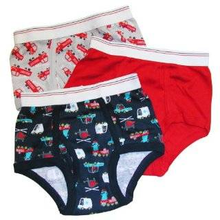 Carters Boys 2 7 Cars 2 Pair Pack Boxer Brief Clothing