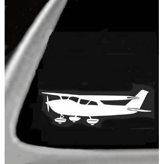 CESSNA 150 Silhouette VINYL sticker/decal (Flyong,Pilot)