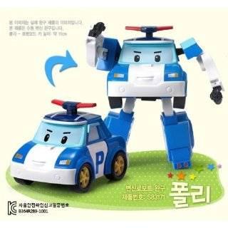 Robocar Poli   Amber (ransformers) oys & Games