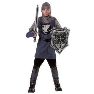 Medieval Knight Costume Adult: Clothing