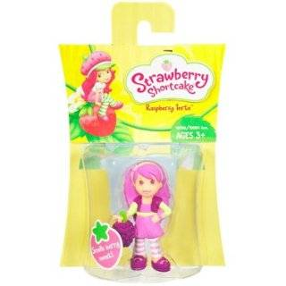 Strawberry Shortcake Basic Mini Figure Plum Pudding Toys