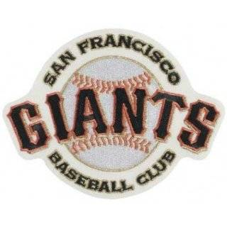 San Francisco Giants Home Jersey Cream MLB Baseball Team Logo Patch