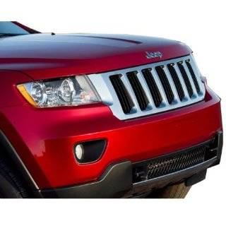 Jeep Grand Cherokee 2011 2012 Chrome Grille Kit New Mopar OEM