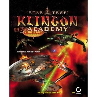 Star Trek: Klingon Academy Official Strategies & Secrets