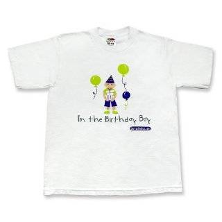 Hello Baby Short Sleeved Boys First Birthday T Shirt