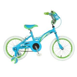 Mongoose Pizazz Girls Bike (16 Inch Wheels) Sports