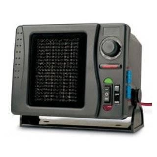 Road Pro 300 Watt 12 Volt Direct Hook Up Ceramic Heater / Cooling Fan