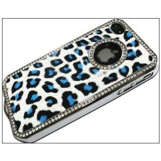 Cheetah Fur Hard Case Cover for Apple IPhone 4 4S