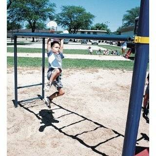 Kidstuff Playsystems 81008 Freestanding Tot Monkey Bars