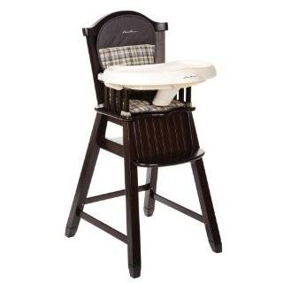 Eddie Bauer Classic Wood High Chair, Colfax
