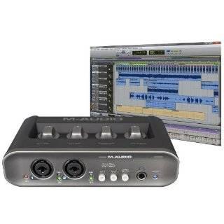 M Audio Audiosport Duo USB A/D Converter GPS & Navigation
