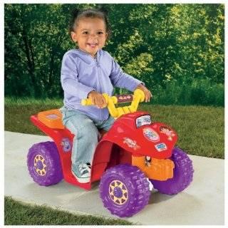 Power Wheels Barbie Lil Quad Toys & Games