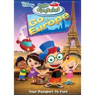 Little Einsteins Go To Europe ( DVD   2011)
