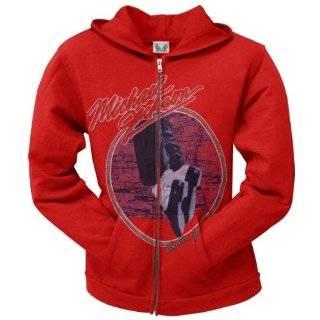 Michael Jackson   Moonwalker Zip Hoodie Clothing