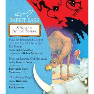 How the Leopard Got His Spots (Rabbit Ears Storybook