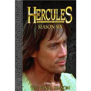 Hercules The Legendary Journeys   Season 1: Kevin Sorbo