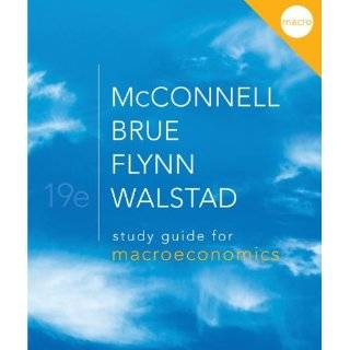 (9780077503970): Campbell McConnell, Stanley Brue, Sean Flynn: Books