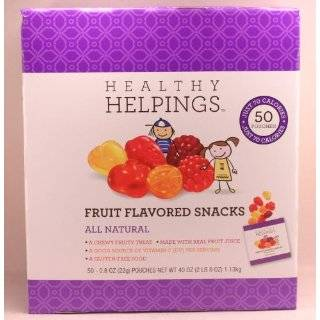 Healthy helpings Natural Animal Crackers 100 Calorie Packs 12 Original