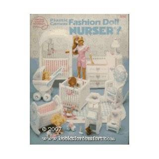 My Dream Doll House (A Plastic Canvas Creation Kit) : Toys & Games