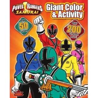 Power Rangers Samurai Character Boys T shirt (L (7), Black) Power