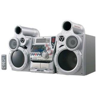 Customer Reviews JVC MX GT90 GigaTube Compact Stereo System