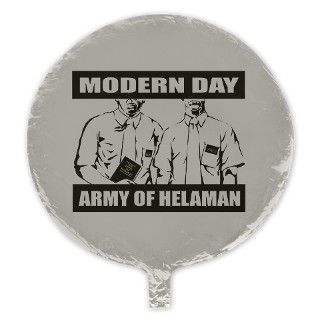 Army Of Helaman Gifts > Army Of Helaman Balloons > Modern Day Army of