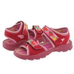 Ricosta Kids Rani (Youth) Himbeer Kent W/Rose (Burgundy W/Rose