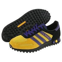 adidas Originals LA Trainer Collegiate Purple/Sunshine/Black