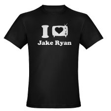 Love Jake Ryan T Shirts, I Love Jake Ryan Shirts & Tees, Custom I