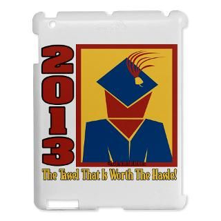Graduation gifts for 2013 with the quote The Tassel That Is Worth The
