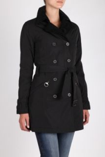 Memory International Trench Coat by Barbour   Black   Buy Coats Online