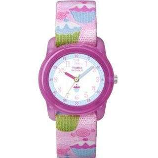 Timex Kidz Girls Analog Cupcakes Watch