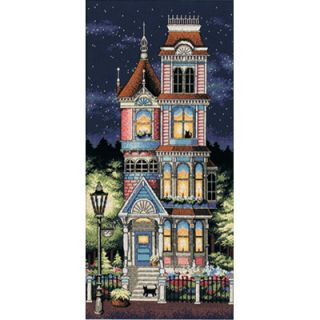 Dimensions Counted Cross Stitch Kit   Victorian Charm