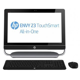 HP ENVY Touchsmart All in One 23 D030 23 Inch 1TB Hard Drive Desktop