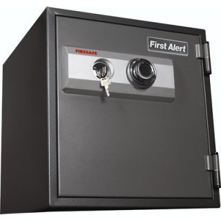 First Alert 1.22 Cu Ft Combination 1 Hour Steel