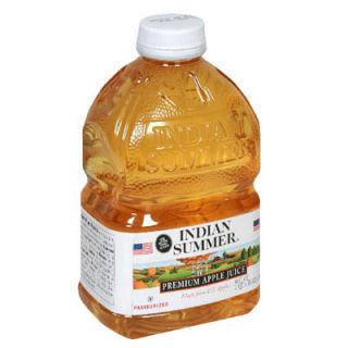 Summer Premium Apple Juice   2 Bottles (46 fl oz ea)