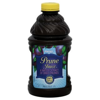 Meijer Prune Juice   1 Bottle (48 fl oz)