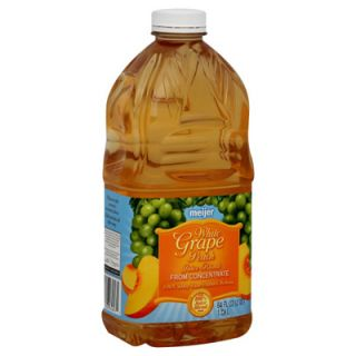Juice Blend   White Grape Peach   1 Bottle (64 fl oz)