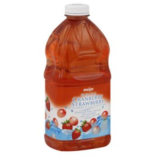 White Cranberry Strawberry Flvrd Juice Cocktail   1 Bottle (64 fl oz