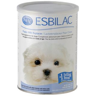 PetAg Esbilac Powder Milk Replacer for Puppies   12 oz