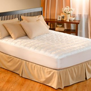 Premium Protection Pillow Top Twin sized Mattress Pad