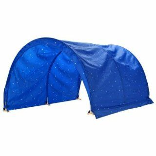 Ikea Kura Childrens Canopy for Bed Blue