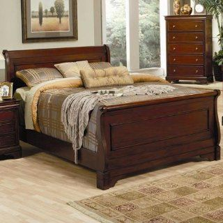 Versailles Queen Bed by Coaster Furniture: Home & Kitchen