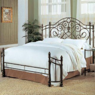 Beckley Queen Iron Headboard/Footboard by Coaster Fine